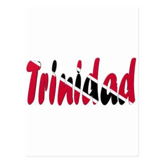 Trinidad u. Tobago Postkarte