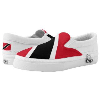 Trinidad und Tobago-Flagge Slip-On Sneaker