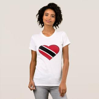 Trinidad und Tobago-Flagge T-Shirt