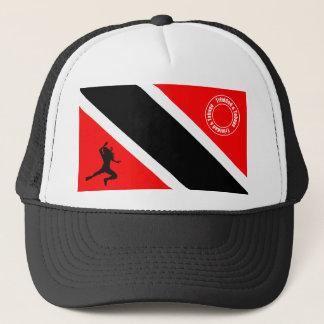 Trinidad und Tobago-Flagge Truckerkappe