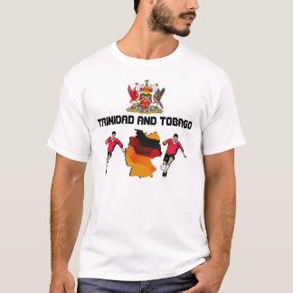 TRINIDAD UND TOBAGO-FUSSBALL DEUTSCHLAND T-Shirt