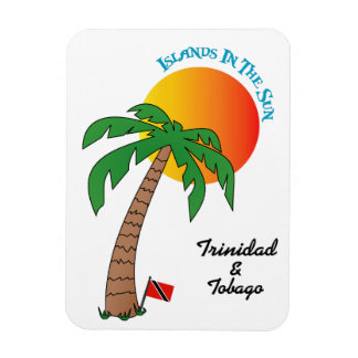 Trinidad und Tobago-Inseln in The Sun Magnet