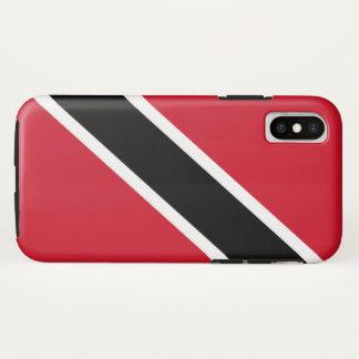 Trinidad und Tobago iPhone X Hülle