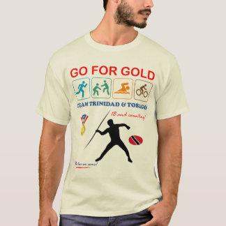 Trinidad und Tobago-Sport T-Shirt