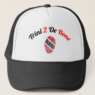 Trinidad und Tobago Trini 2 De Bone Truckerkappe