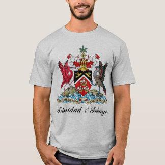 Trinidad und Tobago-Wappen T-Shirt