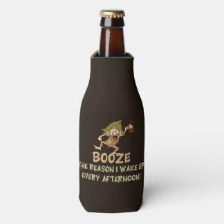 Trinken der Grund, den ich Sprichwort aufwache Flaschenkühler