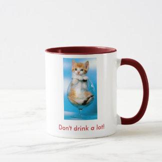 Trinken Sie nicht viel T-Stück, wenn Sie nicht Tasse