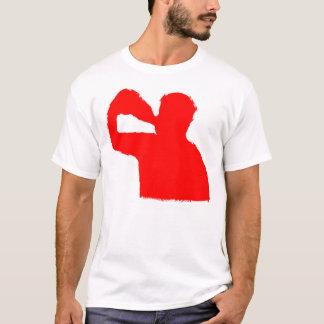 Trinker FRONT UND RÜCKSEITE T-Shirt