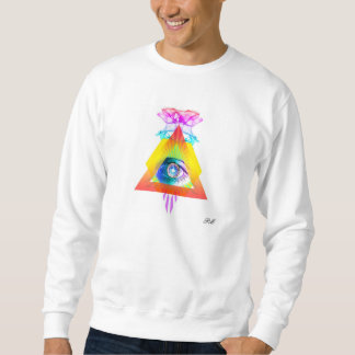 Trippin Dreieck Sweatshirt