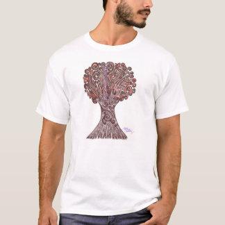 Trippy Baum T-Shirt