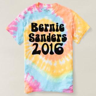 Trippy Bernie-Sandpapierschleifmaschine-gefärbte T-shirt