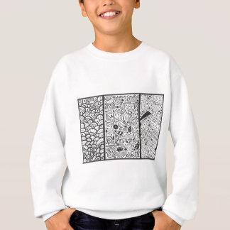 Triptychon 01 sweatshirt
