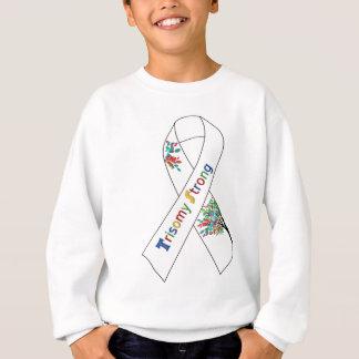 Trisomy-starkes Band Sweatshirt