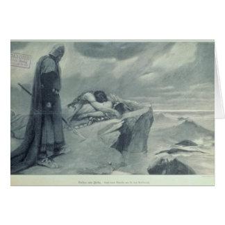 Tristan und Isolda Karte