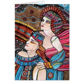 Tristan und Isolde - eine Liebegeschichte Karte
