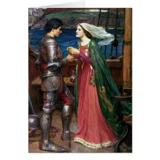Tristan und Isolde Karte