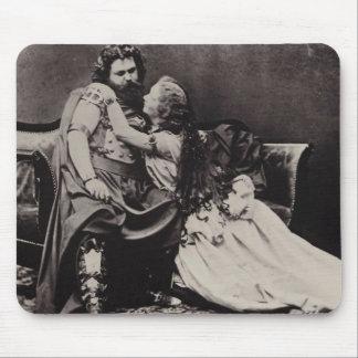 Tristan und Isolde Mauspads