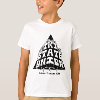 TristateGewerkschafts-Vorlagen T-Shirt