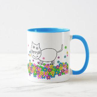 Trixie die Katzen-Tasse Tasse