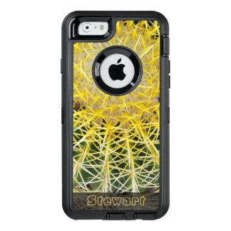 Trockenes tropisches Bereich-Kaktus-Foto irgendein OtterBox iPhone 6/6s Hülle