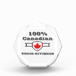 Trois-Rivières 100% Acryl Auszeichnung