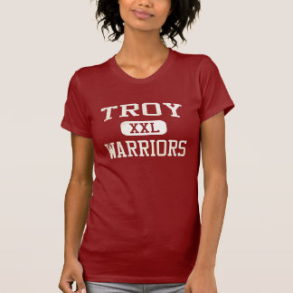 Troja-Kriegers-Leichtathletik T-Shirt