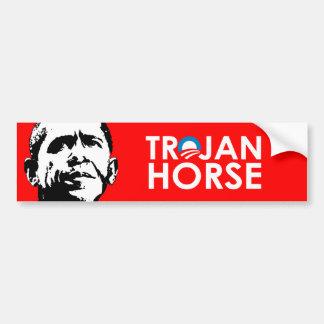 TROJAN HORSE AUTOAUFKLEBER