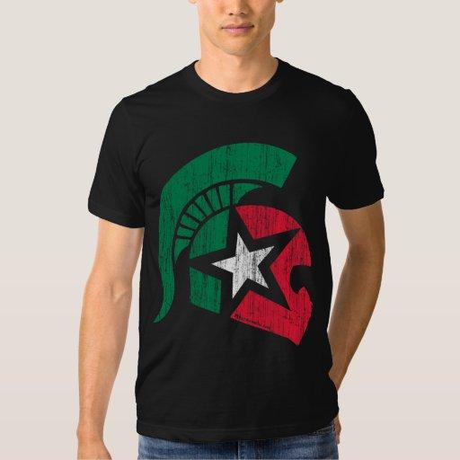 Trojan Moto (ITA) Vintag Hemd