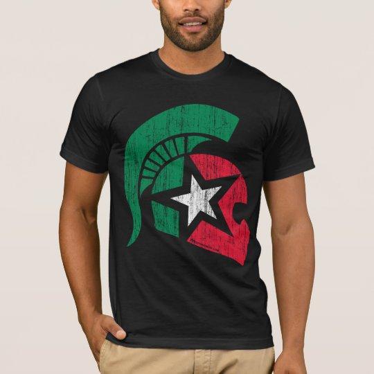 Trojan Moto (ITA) Vintag T-Shirt