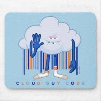 Trolls| Wolken-Typ-Code Mousepad