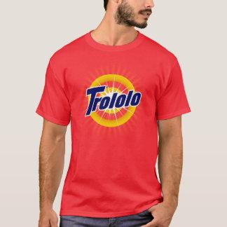 Trololo Rot-T-Shirt T-Shirt