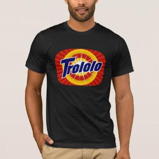 Trololo TeeVee amerikanisches Kleidert-shirt T-Shirt