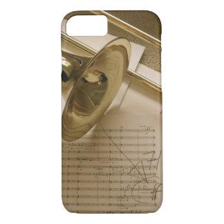 Trombone iPhone 7 Fall iPhone 8/7 Hülle