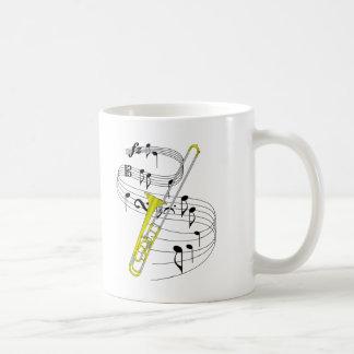 Trombone Kaffeetasse
