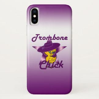 Trombone-Küken #9 iPhone X Hülle