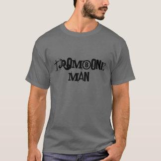 Trombone-Mann - besonders angefertigt T-Shirt