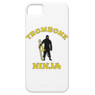 Trombone Ninja Barely There iPhone 5 Hülle