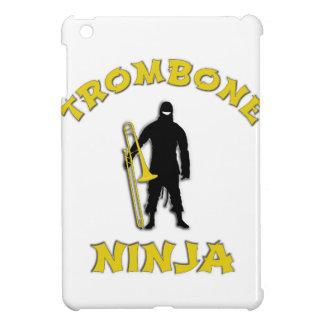 Trombone Ninja iPad Mini Hülle