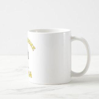 Trombone Ninja Kaffeetasse