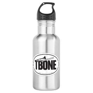 Trombone-Wasser abgefüllt Edelstahlflasche