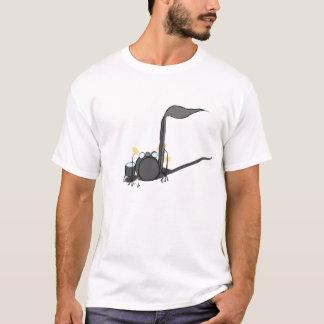 Trommel-Anmerkung T-Shirt