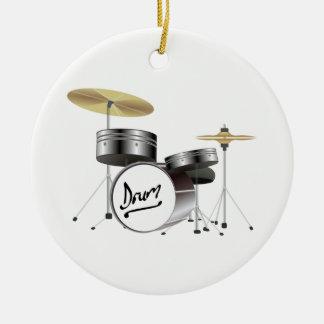 Trommel-Ausrüstung Keramik Ornament