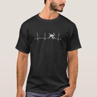 TROMMEL-HERZSCHLAG T-Shirt