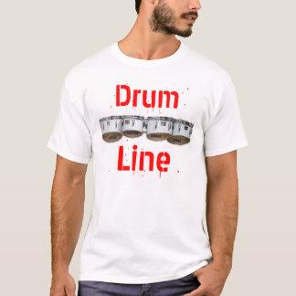 Trommel-Linie T-Shirt
