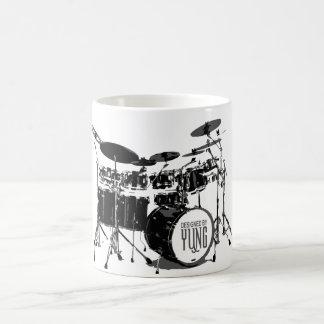 Trommel-Set Kaffeetasse