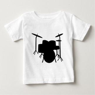Trommeln Baby T-shirt