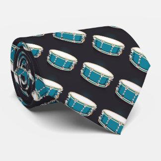 Trommeln - graue Krawatte