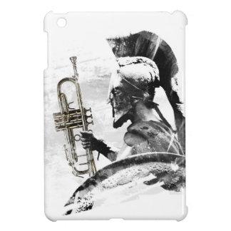 Trompete-Krieger iPad Mini Hülle