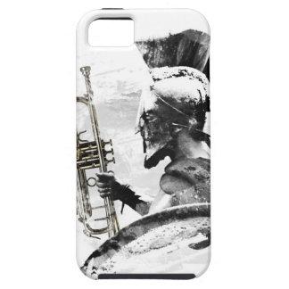 Trompete-Krieger iPhone 5 Schutzhüllen